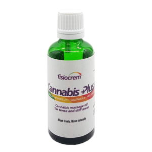 Fisiocrem Cannabis Plus dropper